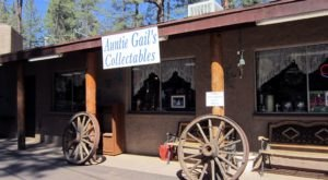 The Tiny Town In Arizona That's Absolute Heaven If You Love Antiquing