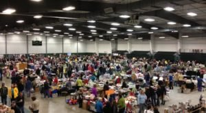 The Biggest Indoor Garage Sale In North Dakota Is More Amazing Than You Can Even Imagine