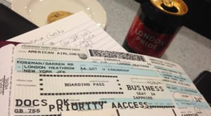 This Is Why You Should Never Throw Away Your Boarding Pass