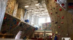 The Epic Rock Climbing Gym In Rhode Island That The Whole Family Will Love