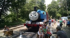 This Family-Friendly Train Ride In New Jersey Will Make Your Summer Complete