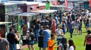 This Food Truck Rally In Cincinnati Is The Most Delicious Way To Celebrate Spring