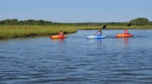 This Kayak Tour In Rhode Island Is An Outdoor Lover's Dream