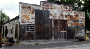 Here Are 9 Of The Spookiest Abandoned Ghost Towns In Oregon