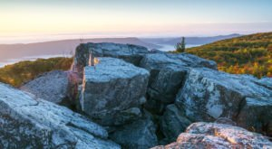 This Spectacular View In West Virginia Will Make You Feel On Top Of The World