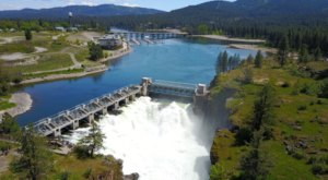 The Little Known Waterfall Park In Idaho That Only Locals Know About