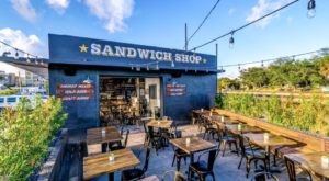 This Old Garage In Florida Has Some Of The Most Mouthwatering Sandwiches You've Ever Tasted