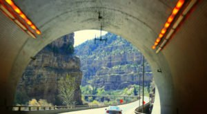 Not Many People Realize That Colorado Is Home To The World's Highest Tunnel