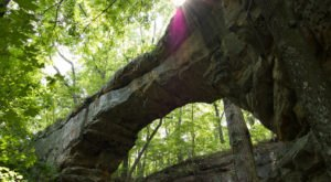 The Beautiful Bridge Hike In Tennessee That Will Completely Mesmerize You