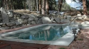 Not Many People Realize That This Colorado Cabin Comes With Its Own Private Hot Spring