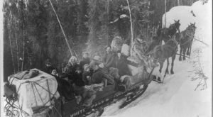 This 11 Vintage Photos Will Transport You To The Alaska Of The Past
