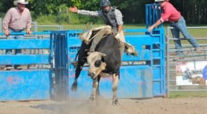 You'll Love A Trip To This Little Known Rodeo Just Outside Of Cleveland