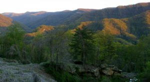 You'll Fall In Love With The Natural Beauty Of The Highest Point In Kentucky