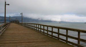 You Could Spend All Day At This Enchanting Pier In Northern California
