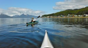 Take This Kayak Trip To A Magical Hot Spring In Alaska For An Unforgettable Journey