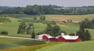 These 9 Farm Towns In Ohio Are Perfect When You Want To Get Away From It All