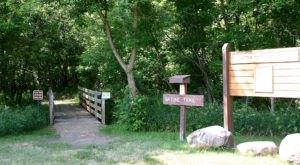 The Secret Garden Hike In North Dakota That'll Make You Feel Like You're In A Fairytale