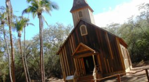 Most People Have Long Forgotten About This Vacant Ghost Town In Rural Hawaii