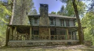 An Overnight At South Carolina's Most Haunted Cabin In The Woods Will Make Your Hair Stand On End