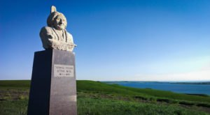This Spot In South Dakota May Be The Resting Place Of One Of History's Most Famous Americans