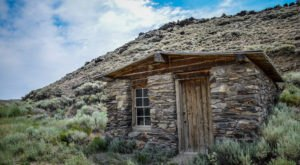 Most People Have Long Forgotten About This Vacant Ghost Town In Rural Wyoming