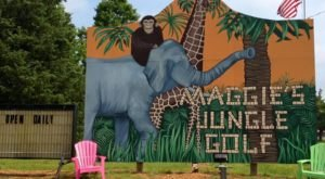 This Jungle-Themed Fun Park Is The Perfect Family Outing In Kentucky