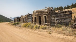 Nature Is Reclaiming This One Abandoned Montana Spot And It's Actually Amazing
