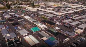 A Trip To This Gigantic Farmers Market in Northern California Will Make Your Weekend Complete