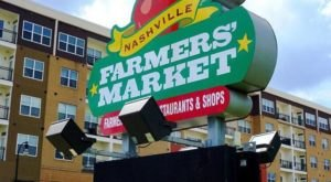 There's Nothing Quite Like This Unique Moonlight Market In Nashville