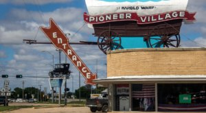 This Antique Theme Park In Nebraska Will Make You Long For The Good Old Days