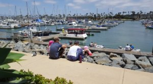 The Waterfront Emporium In Southern California That's A Delightful Place To Wander