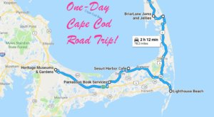 See The Very Best Of Cape Cod In One Day On This Epic Road Trip