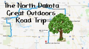 Take This Epic Road Trip To Experience North Dakota's Great Outdoors