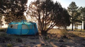 You'll Love Waking Up To The Views At These 6 Lakeside Camping Spots In Arizona