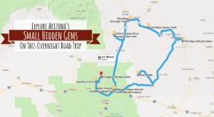 This Road Trip Takes You Through Arizona's Best Small Secrets