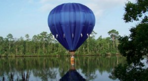 Explore Alabama's Gulf Coast With This Scenic Balloon Excursion