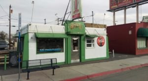 This Tiny Shop In Nevada Serves A Sausage Sandwich To Die For