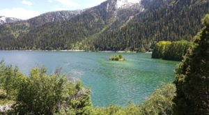The Hike To This Hidden Mountain Lake Is One Of The Most Beautiful Trails In Idaho