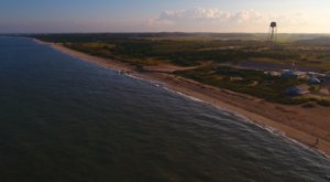A Drone Flew Over New Jersey And Captured Mesmerizing Footage