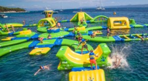 This Outdoor Water Playground In Indiana Will Be Your New Favorite Destination