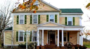 The Hidden B&B In Cincinnati That Was Once A Stop On The Underground Railroad