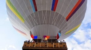 You'll Float Among The Clouds Over Arizona In The Largest Hot Air Balloon In America