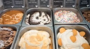Chow Down On 26 Delicious Flavors At Boombalatti's Homemade Ice Cream In North Carolina