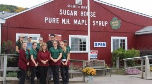 You Have To Visit This New Hampshire Breakfast Spot During Maple Season