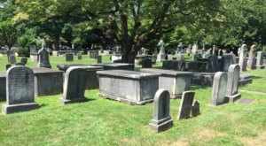This Obscure New Jersey Cemetery Is The Resting Place Of One Of History's Most Famous Americans