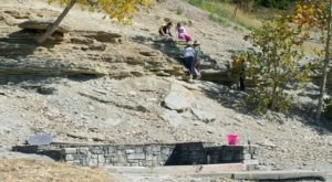 The Epic Park In Cincinnati Where You Can Take Home 300-Million-Year-Old Fossils