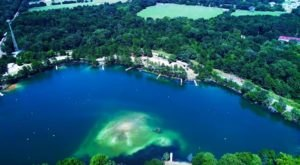 There's A Scuba Park Hiding In Texas That's Perfect For Your Next Adventure