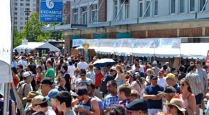 The Epic Outdoor Food Fest In Boston You Simply Cannot Miss