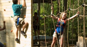 The Ultimate Sky High Ropes Course In Georgia Makes The Perfect Spring Adventure Trip