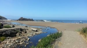 This Secluded Beach Might Just Be One Of The Most Beautiful Hidden Gems On The Oregon Coast